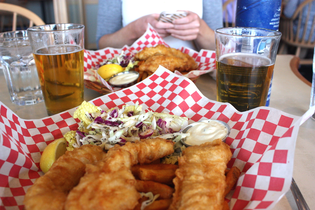 Chelsea lankford top 5 things to do in seattle sun for Best fish and chips in seattle